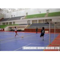 Wholesale Anti Slip Flat Exterior Interlocking Sports Flooring For Sports Hall from china suppliers