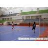 Buy cheap Anti Slip Flat Exterior Interlocking Sports Flooring For Sports Hall from wholesalers