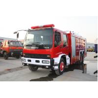 Wholesale ISUZU FVZ 6*4 12TON-15ton fire truck from china suppliers