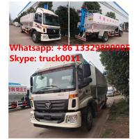 Wholesale Euro 3 FOTON AUMARK 4*2 168hp 10tons-14tons farm-oriented feed delivery truck for sale, best price FOTON LHD feed truck from china suppliers