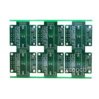 Wholesale FR4 Copper Clad PCB Board Multi Layer Circuit Boards For Electronic Remote Control System from china suppliers