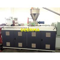 Wholesale PVC WPC Board Production Line Plastic Sheet Extruder Machine For Building Templates from china suppliers