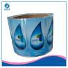 Buy cheap Custom waterproof plastic water bottle sticker printing from wholesalers