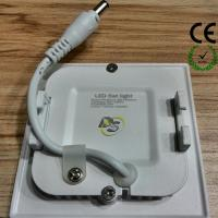 Buy cheap High Quality 3w Recessed LED Panel Light CE and ROHS Approved from wholesalers
