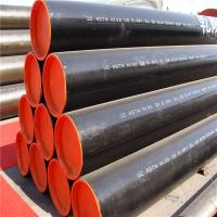Wholesale Varnish / Coating / Paint seamless carbon steel pipe ASTM A106 GR.B A53 GR.B from china suppliers