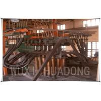 Wholesale 45KW Electric Furnace Copper Continuous Casting Machine , Upward CCM Machine from china suppliers