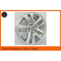 """Wholesale 16 """" hyper silver replica aluminum alloy wheels custom bmw wheels for BMW 320i from china suppliers"""