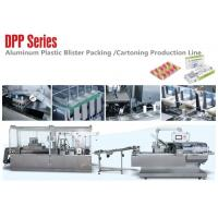 Wholesale Pharmaceutical Packaging Line Alu Plastic Blister Carton Packaging Production Line from china suppliers