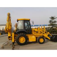 Wholesale brand new small backhoe loader SAM388, backhoe excavator, front loader backhoe made by china supplier for sale from china suppliers