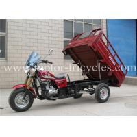 Wholesale Custom Cargo Trike Eec Tricycle 3 Wheel Electrical / Kick Starting System from china suppliers