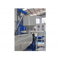 Wholesale Expanded Polystyrene Foam Sheet Extrusion Machinery , Twin - Screw Plastic Sheet Extruder from china suppliers