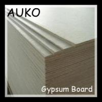 Buy cheap gypsum board wall partition 13mm from wholesalers