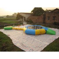 Wholesale Popular Inflatble Water Jumping For Outdoor Water Activity from china suppliers