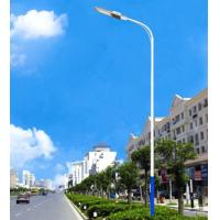 Wholesale 6m 8m 9m 10m 12m lamp pole, galvanized street lighting poles from china suppliers
