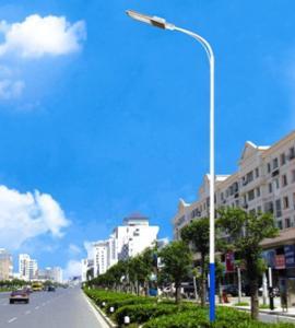 Quality 6m 8m 9m 10m 12m lamp pole, galvanized street lighting poles for sale