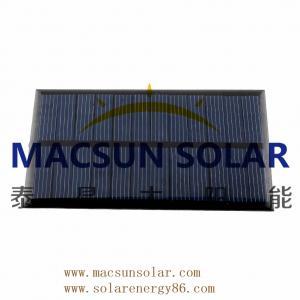 Quality Macsun solar 300W Poly Crystalline Solar Panels for solar power system for sale