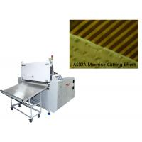 Wholesale Full Automatic PP Prepreg Cutting Machine / Fabric Cutting Equipment  from china suppliers