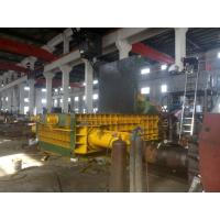 Wholesale High Density Hydraulic Baling Press Machine Manual Valve Operation YR81F - 250 from china suppliers