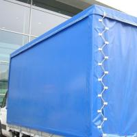 Wholesale Truck Covering PVC coated tarpaulin 1050gsm 2000d For Goods Covering from china suppliers