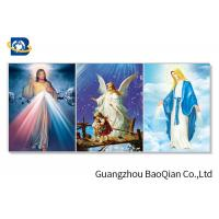 Wholesale Home Decorative 3d Lenticular Flip Printings Of Religion , Wall  Art /  Picture / Poster from china suppliers