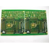 Buy cheap Customized fr4 / 94v0 Double Sided PCB Board 4-Layer , 2.0MM Thickness for electronic from wholesalers