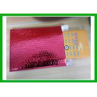 Buy cheap Shock Resistance Metallic Bubble Mailer With Self Adhesive Sealing & Handle from wholesalers