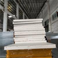 China good thermal insulation 75mm phenolic sandwich panel with fireproof for construction building on sale