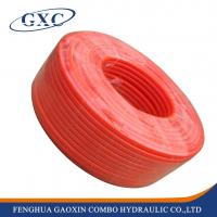 Wholesale PE1410 Customized Length PE Air Pipe Flexible Straight Tube With Small Beveling Radius from china suppliers
