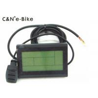 Wholesale Cruise Function KT3 Electric Bike LCD Display Front And Rear Lighting Control from china suppliers