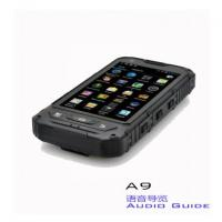 Wholesale A9 Android 3 - Proof Audio Tour Guide Equipment , Audio Tour Devices For Qrcode Guide from china suppliers