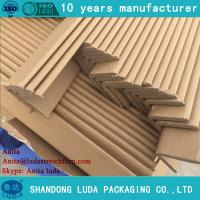 Quality Luda paper corner protector paper angle bead with L style 1000*50*50*5MM for sale