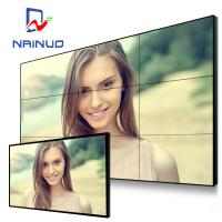 Wholesale 450 CD/M2 Seamless Video Wall Samsung , Hanging Seamless Lcd Screens from china suppliers