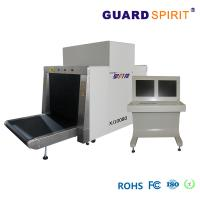 Wholesale Subway / Government Buildings / airport baggage x ray machines High Speed Detection from china suppliers