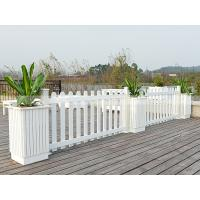 Wholesale 150008 polywood fence plastic fence customize combination 2000*950mm each piece from china suppliers