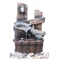 Wholesale Animals 3 Tier Water Fountain , Outdoor Patio Fountains For Garden / Courtyard from china suppliers