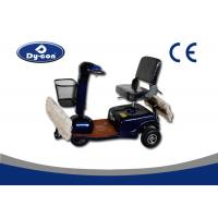 Wholesale Riding On Dust Cart  Floor Cleaning Scooter Equipment Easy Operation from china suppliers