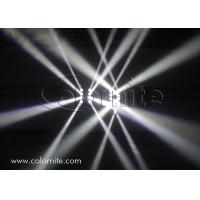 High Power White LED Spider Beam Moving Head Light With CE And Rohs