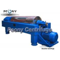 Wholesale Continuous Ceramic Decanter Centrifuges 2 Phase Horizontal Centrifuge Decanter Separator from china suppliers