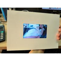 Wholesale Maual Touch Screen Video Greeting Card from china suppliers