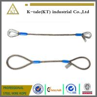 Wholesale Wire rope slings suited for a wide variety of Heavy Duty lifting from china suppliers