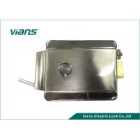 Wholesale VI - 600A Electric High Security Rim Lock with Rolling Latch , Opening Left or Opening Right from china suppliers