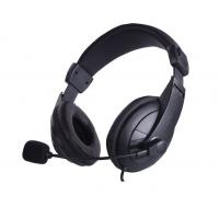 Wholesale stereo gaming headset with microphone for computer, high quality from china suppliers