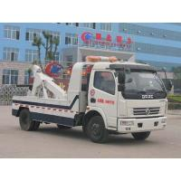 Wholesale Dongfeng DLK wrecker tow truck with crane from china suppliers