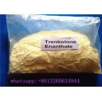Wholesale Injectable Anabolic of Trenbolone Enanthate for muscle building cas:315-37-7 from china suppliers