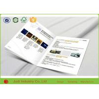 Wholesale Professional Colour Brochure Printing Film Lamination For Catalogue / Booklet / Poster from china suppliers