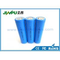 Wholesale Blue 11.1V Rechargeable Li - Ion 18650 Battery Pack 2600Mah 3S1P from china suppliers