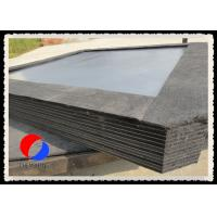 Wholesale Black Rigid Carbon Fiber Felt Rayon Based For High Pressure Sintering Furnace from china suppliers