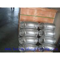 Wholesale MSS-SP75  WPC A420 WPL6 Stainless Steel Butt Weld Pipe Fittings In All Wall Thickness Elbow from china suppliers