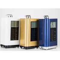 Wholesale 7 Plates Water Alkaline Ionizer 4.5 To 10.0 Ph Value 3.8 Inch Colorful Lcd Screen from china suppliers