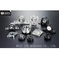 Wholesale Miniature Cast Iron / Plastic Mounted Ball Bearings , Pillow Block Ball Bearing Unit from china suppliers